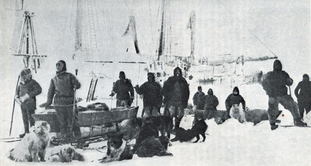 Expeditie van Dr. Fridtjof Nansen